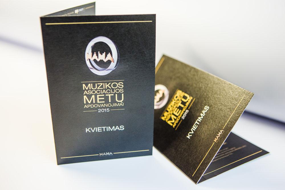 Vizitinių kortelių gamyba Vilniuje