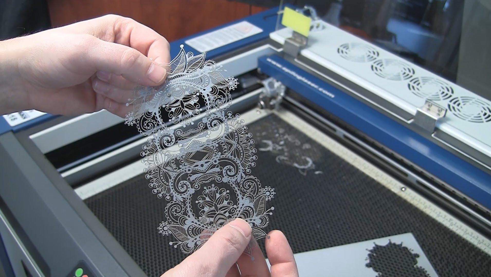 Laser Cutting Idėjos Grafika